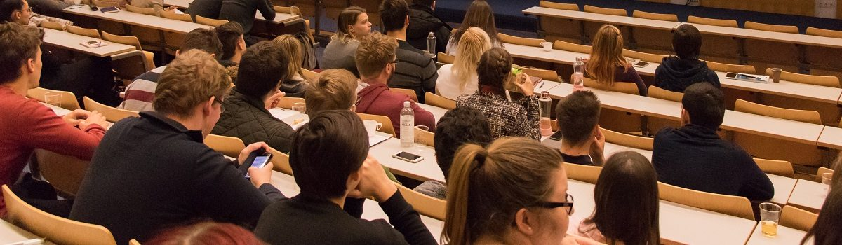 Izobraževanja za študentske predstavnike