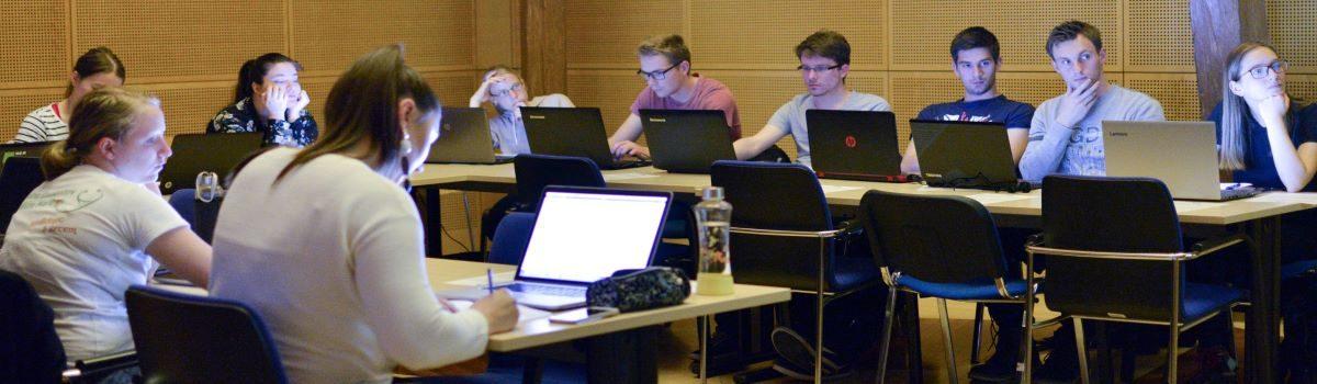Uspešno zaključeni tečaji programske opreme