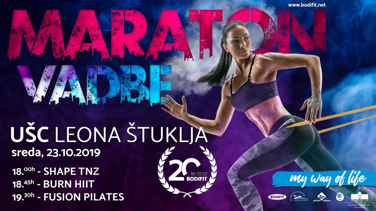 Maraton vadbe