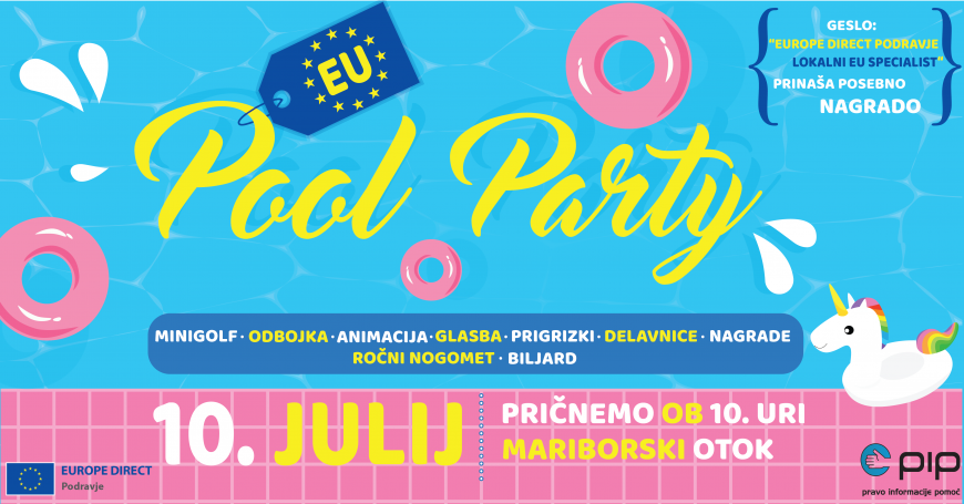 EU POOL PARTY